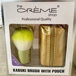Kabuki Brush with case
